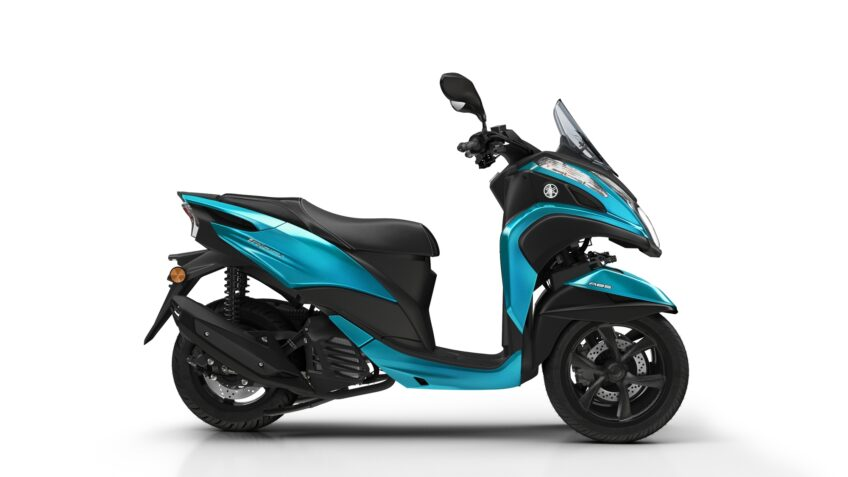 Tricity 125 cc ABS
