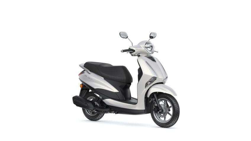 D'elight 125cc Euro 5