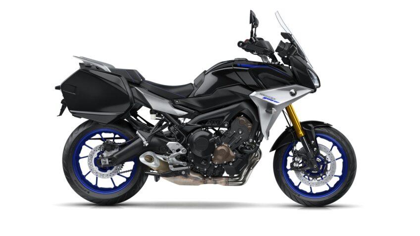 Tracer 900 GT con sobretasación 901 euros, matrícula y seguro a 3ros gratis.