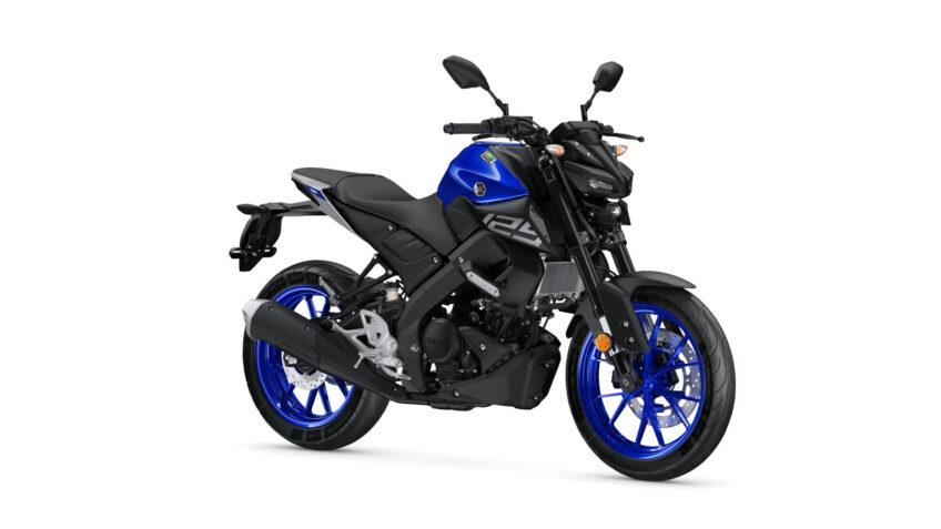 MT- 125 cc