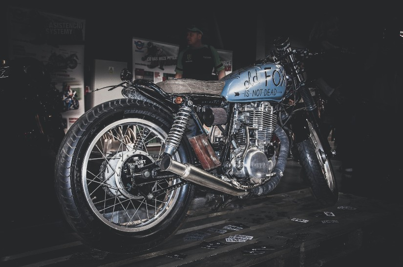 Arrancar moto que lleva tiempo parada