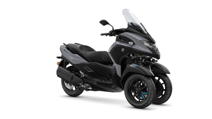 Nueva Tricity 300 cc