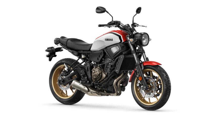 XSR700 cc 2021