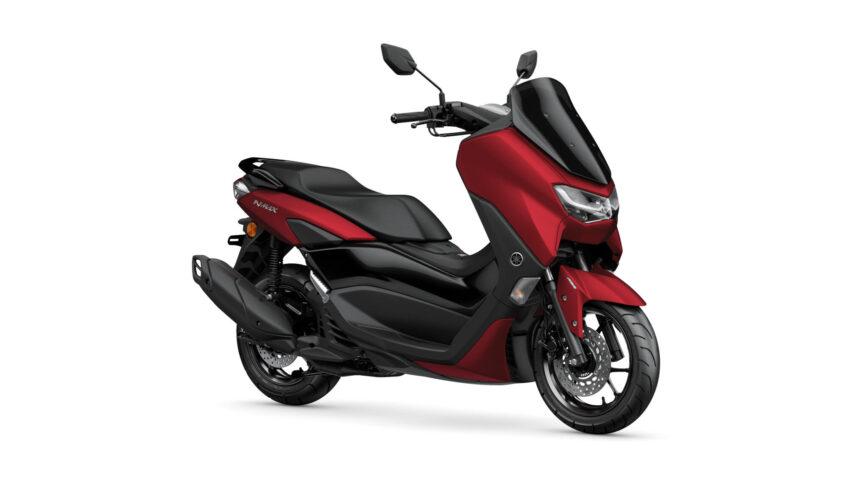 N-Max 125 cc Euro 5