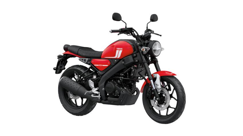 XSR125 cc